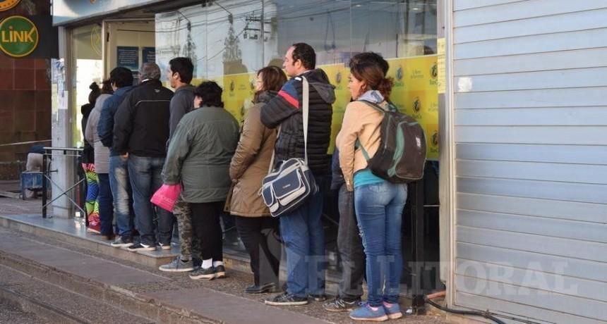 Provincia paga el medio aguinaldo desde el jueves