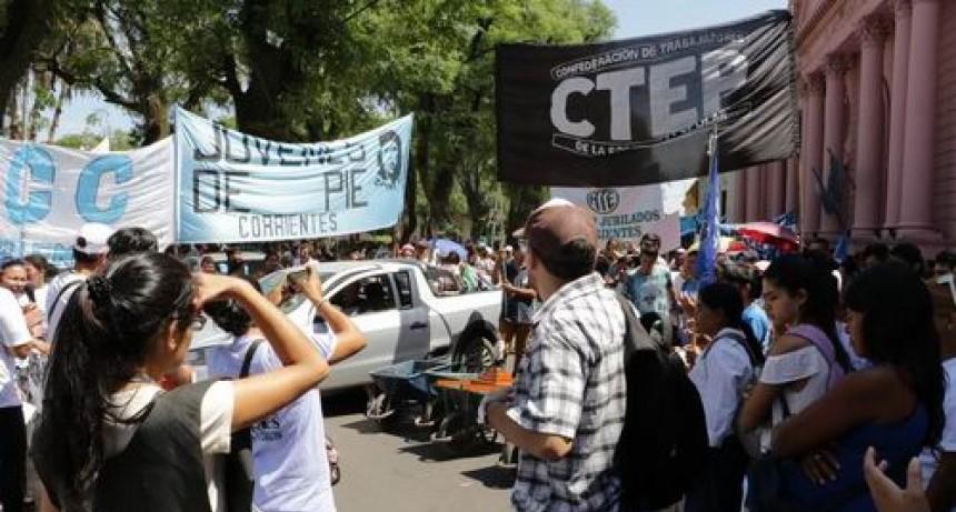 Gremios locales preparan huelga general y marcha