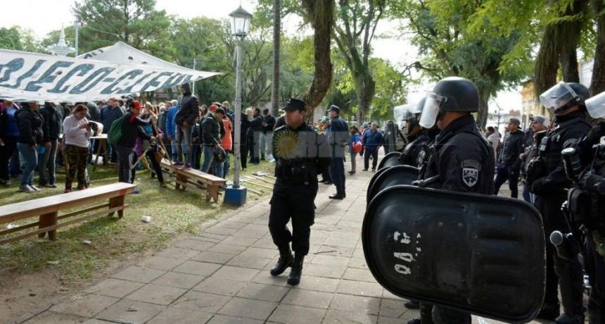 La Ctera convocó a un paro por la represión contra los docentes