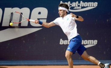 """""""Leo"""" Mayer buscará su primer título ATP frente al español David Ferrer"""