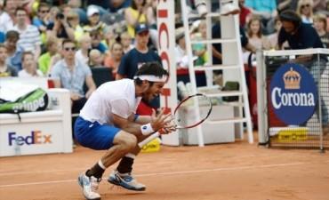 Con el título de Hamburgo, Mayer selló la mejor semana de su carrera