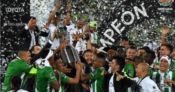 Atlético Nacional campeón de América