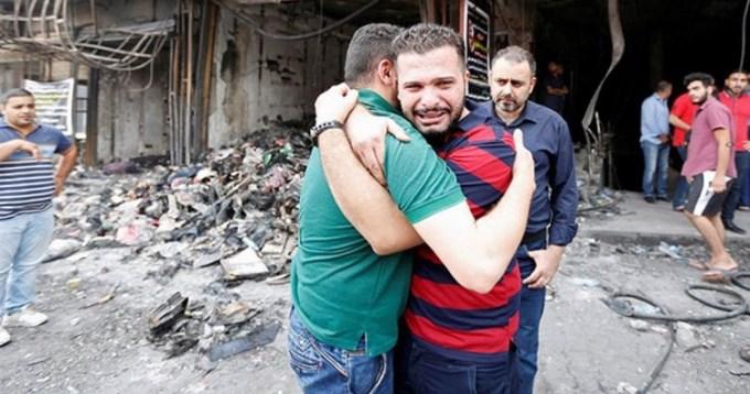 Ya son 213 los muertos por atentados en Irak