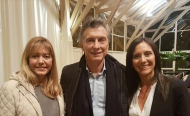 Colombi, Regidor y Brambilla junto a Macri para definir estrategias electorales