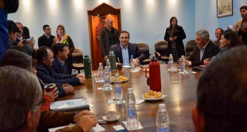 """Ortega: """"El Gobernador maneja de manera personal la relación con cada uno de los intendentes"""""""