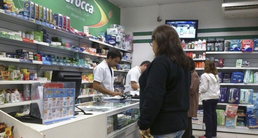 Los medicamentos subieron entre 40 y 50 por ciento