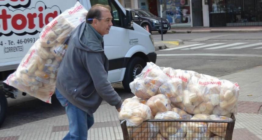 Estiman que a nivel local el consumo de pan bajó entre un 10 y 15%