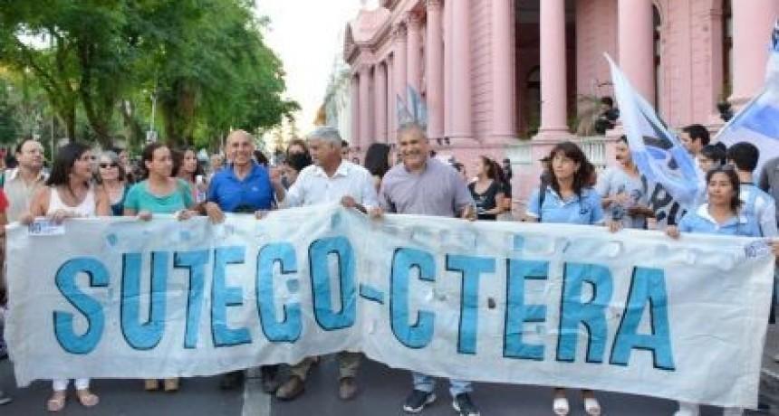 SUTECO envió carta abierta al Gobernador detallando demandas salariales