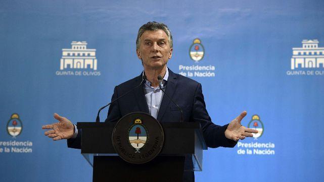 Macri felicitó a Pitana por su designación para dirigir la final