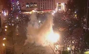 Tucumán: una marcha culminó con incidentes entre manifestantes y la policía