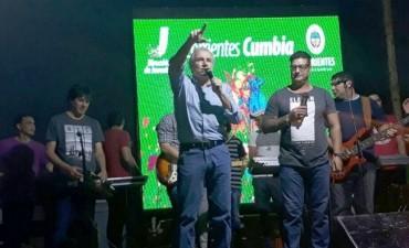 La campaña de ECO, entre guiso y cumbia