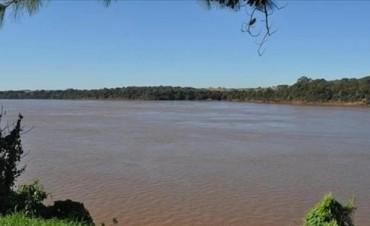 Exclusivo: Prefectura hallo un cuerpo sin vida en la costa del Río Uruguay
