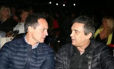 Nito Artaza alista la firma para ser el compañero de fórmula de Camau