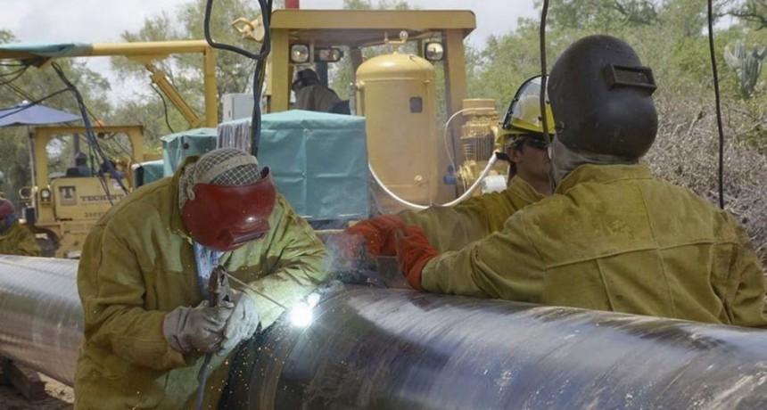 El gas natural podría distribuirse en Monte Caseros recién en 2020