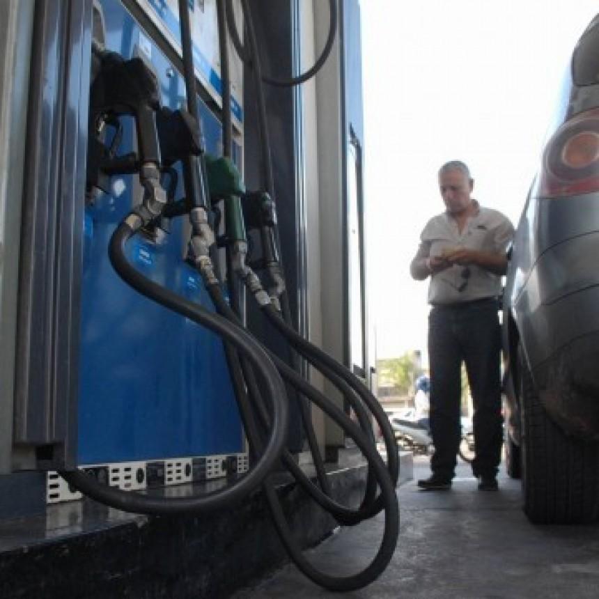 Complicaciones en Capital para cargar combustible