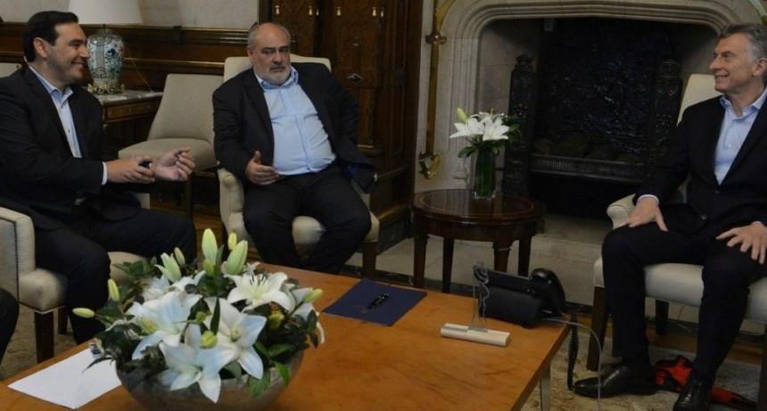 """Macri: """"Tenemos que ir hacia la Argentina de la transparencia, todos los gobernantes"""""""