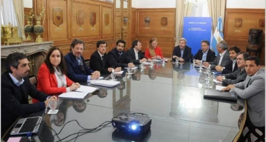 Nación convocó a Corrientes por el Presupuesto 2019