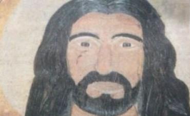 Conmoción en Misiones por una imagen de un Cristo que llora sangre