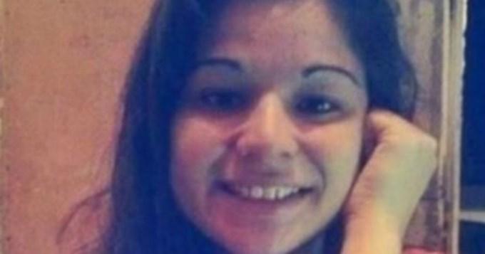Romina Ríos fue quemada viva