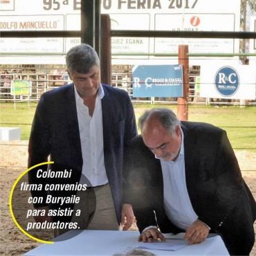 Funcionarios nacionales ratifican política de inversión en Corrientes