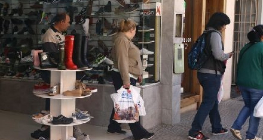 Indumentaria y calzados con aumentos de hasta el 40%