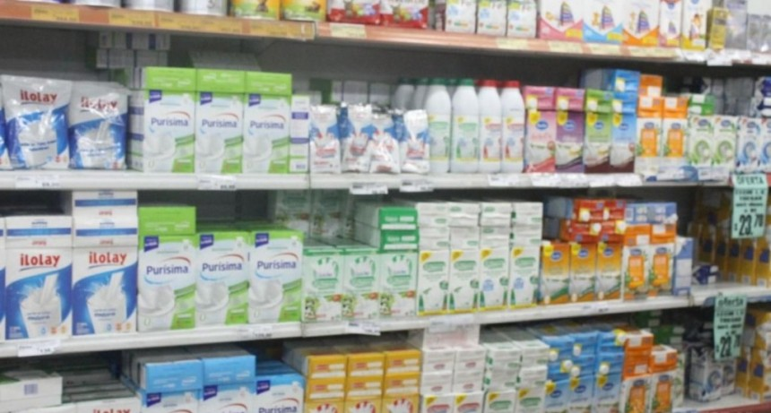 Los lácteos subieron un 20% y las segundas marcas ganan terreno