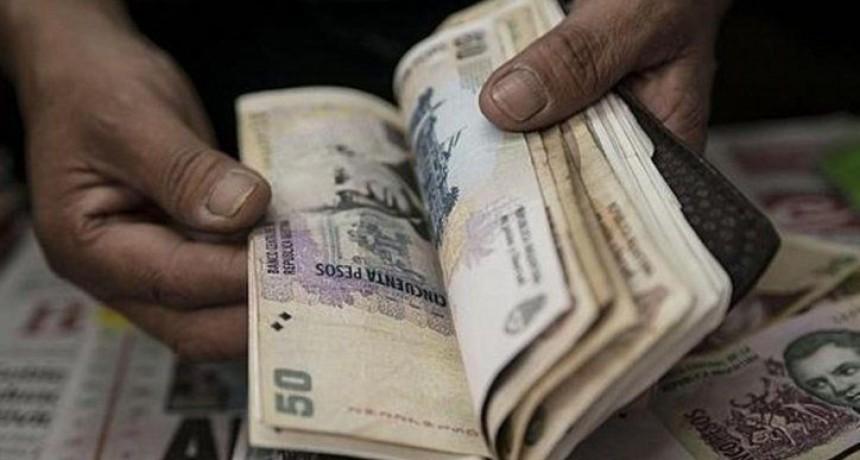 Salarios correntinos cayeron el 8%
