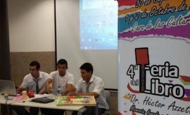 La Cruz: concluye la 4ª Feria del Libro que reunió a escritores de diversas localidades