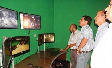 Santo Tomé alista estreno del sistema de videovigilancia, mudanza de oficinas y proyecta edificaciones para el 2016
