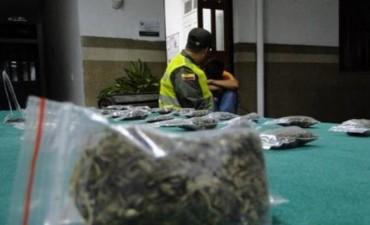 """Corrientes: la Cámara cambió un procesamiento de """"transporte de estupefacientes"""" a """"simple tenencia"""""""