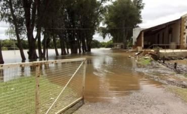 Comunas ribereñas redoblan las acciones ante la llegada de El Niño