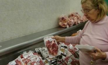 Carne: tienen previsto aumentar el precio en los