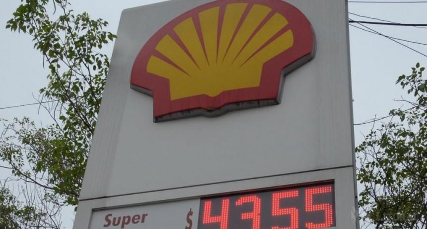 Shell también actualizó los precios de sus naftas y gasoil entre $2 y $2,56 por litro