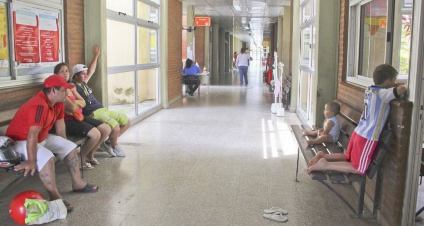 Una pequeña correntina recibió un trasplante renal en el hospital Garrahan