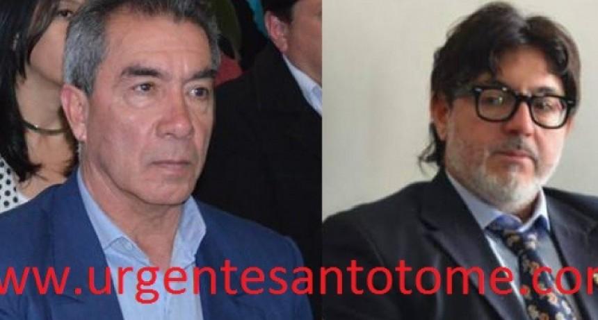 Escándalo: Dos funcionarios municipales casi terminan a las trompadas en la Sede comunal
