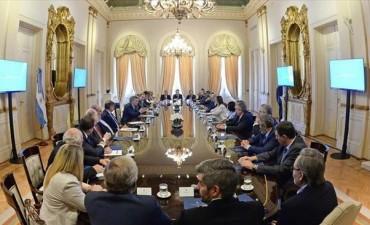 Cuarto intermedio en busca de consenso para las reformas que promueve Nación