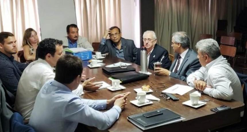 El Gobierno y representantes de Elena Bonatti ratificaron acciones conjuntas para la puesta en funcionamiento del Centro Oncológico de Curuzú Cuatiá
