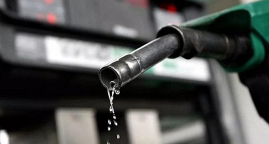 Seguirán aumentando los combustibles