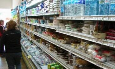 Bajó un 7% la venta de alimentos y bebidas en comparación a 2015