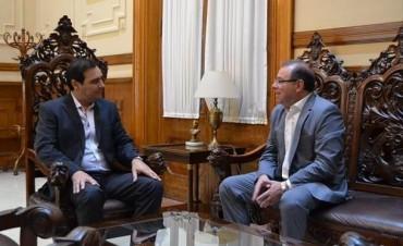 Tassano se reunió con Valdés y le pidió auxilio financiero