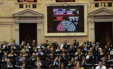 La Cámara de Diputados de la Nación aprobó la reforma tributaria