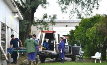 Mercedes: hallan muerto al profesor que desapareció de su casa al sacar la basura