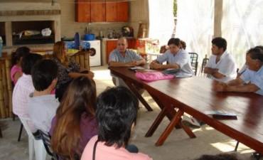 Cuatro candidatos para la Intendencia en La Cruz