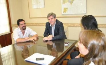 Viviendas: Invico y Municipio abrieron el trabajo técnico