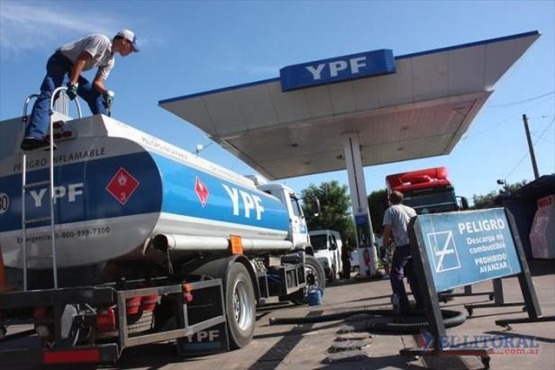 Combustibles: destacan la baja en los quiebres de stock