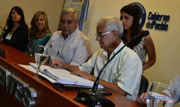 Santa Catalina: firmaron el fideicomiso y venderán los terrenos a $100 mil