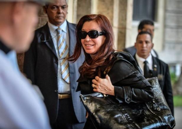 Cristina llegó a Cuba con la expectativa de un encuentro con Fidel Castro