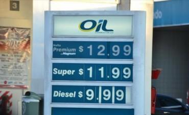 El combustible en Corrientes trepa hasta casi los 2 dólares