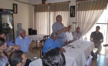 En el sur de la Provincia, referentes de ELI cosecharon el primer respaldo al nuevo partido