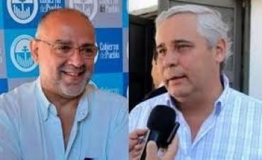 Sorpresiva reunión entre Vignolo y Ríos con promesas de acciones conjuntas